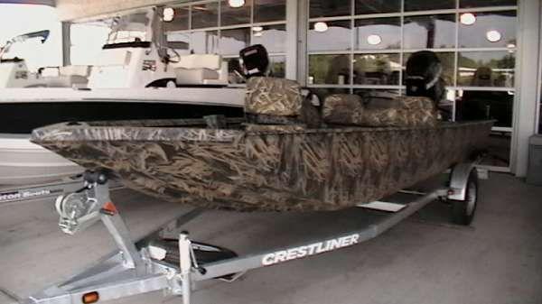 Boats for Sale & Yachts Crestliner Ambush 18 2011 Crestliner Boats for Sale