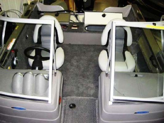 Crestliner Fish Hawk 1750 WT 2011 Crestliner Boats for Sale
