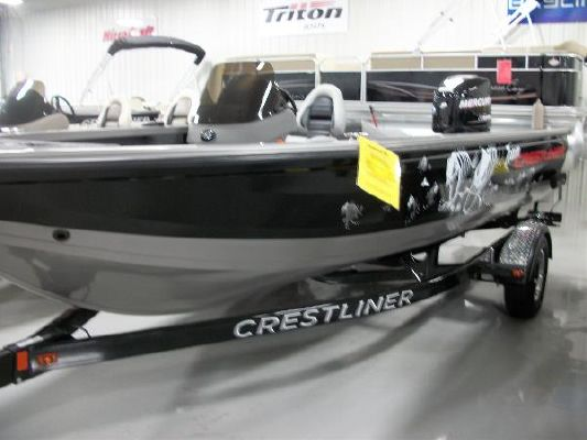 Crestliner Fish Hawk 1850 SC 2011 Crestliner Boats for Sale