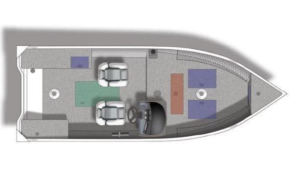 Crestliner Kodiak 18 2011 Crestliner Boats for Sale