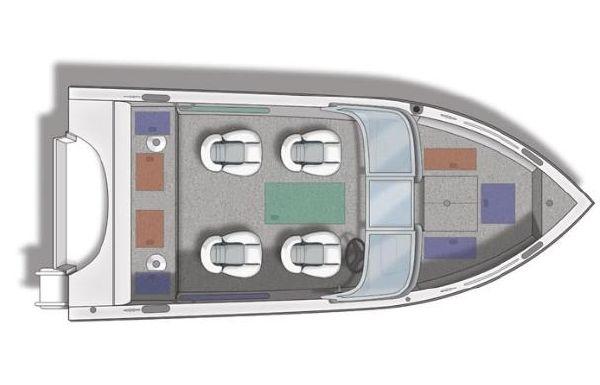 Crestliner Sportfish 1950 2011 Crestliner Boats for Sale Sportfishing Boats for Sale