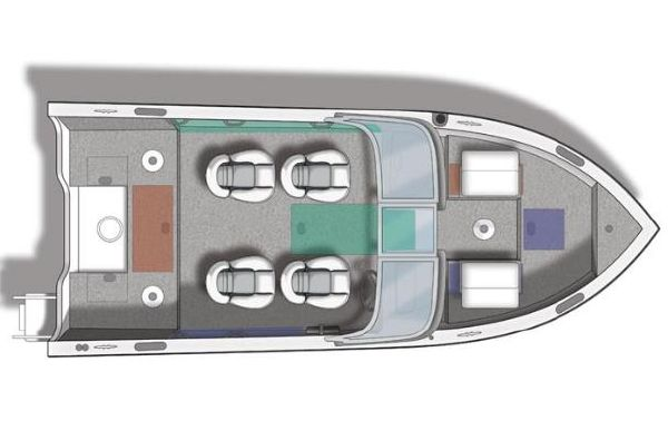 Crestliner Super Hawk 1800 2011 Crestliner Boats for Sale