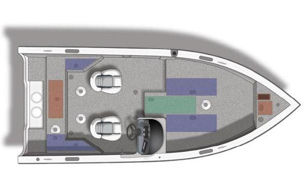 Crestliner Tournament 202 2011 Crestliner Boats for Sale