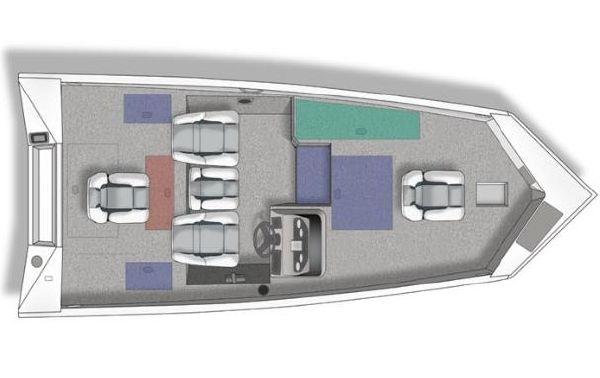 Crestliner VT 17 2011 Crestliner Boats for Sale