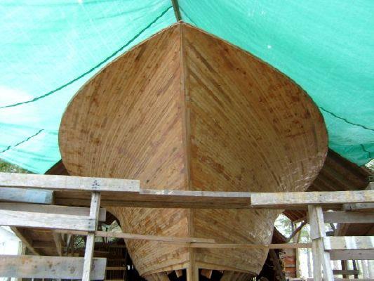 Custom Carolina Terry Guthrie HULL,HOUSE and BRIDGE (sistership photo) 2011 Sailboats for Sale