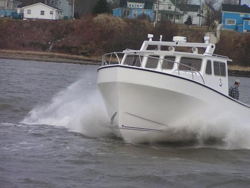 Custom/New Build Lobster Fisherman Yacht 2011 Lobster Boats for Sale