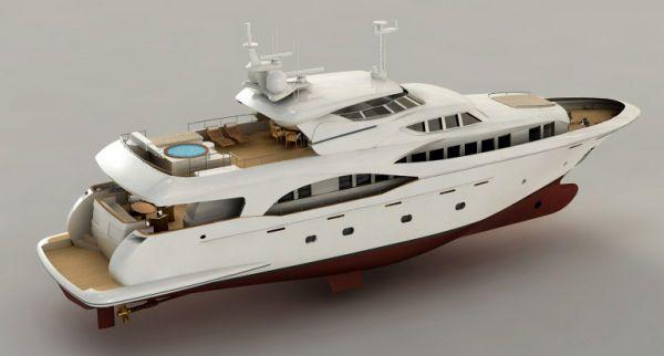 Dehong ADVENTURER TRI DECK MY 2011 All Boats