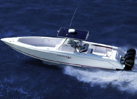 2011 Donzi 32 ZF (JDJ) - Boats Yachts for sale