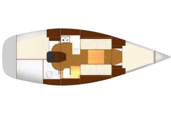 Dufour 34e Performance 2011 All Boats
