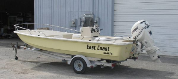 East Coast Skiffs 18 2011 Skiff Boats for Sale