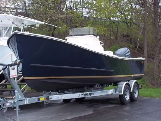 2011 eastern boats 22 center console  1 2011 Eastern Boats 22 Center Console