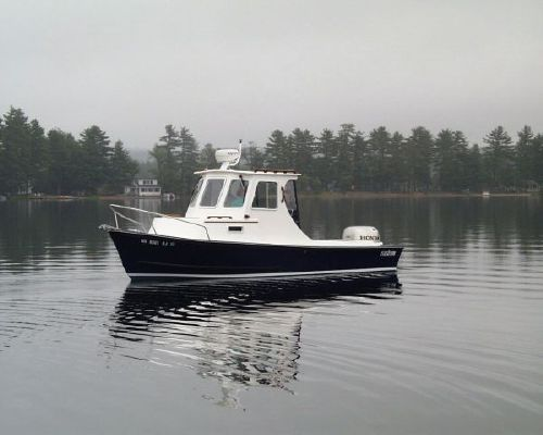 2011 eastern boats lobsterfisherman  1 2011 Eastern Boats LOBSTERFISHERMAN