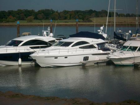Fairline Phantom 48 2011 Motor Boats