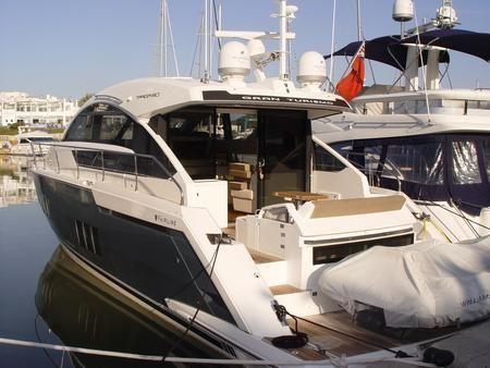 Fairline Targa 50 2011 Motor Boats