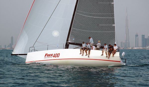 Farr 400 One 2011 All Boats