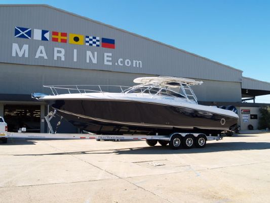 2011 Fountain 38 Lx Sportfish Luxury Edition Boats