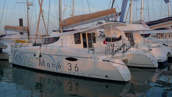Fountaine Pajot MAHE Evolution 2011 Fountain Boats for Sale
