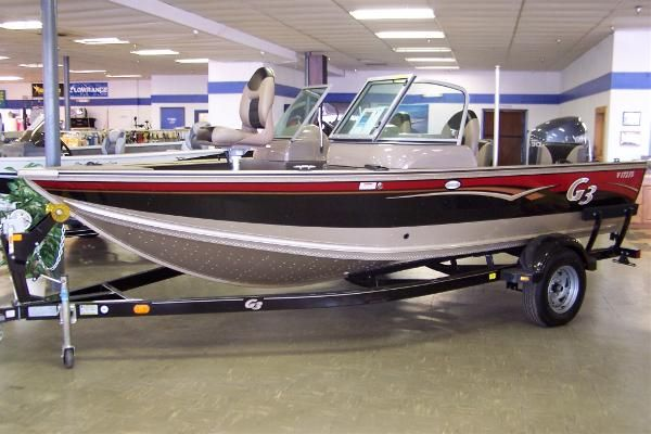 G3 BOATS Angler V172 FS 2011 Angler Boats