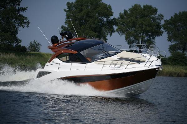 Galeon 385 HTS 2011 All Boats