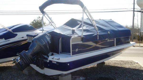 Godfrey / Hurricane 216 FunDeck 2011 All Boats