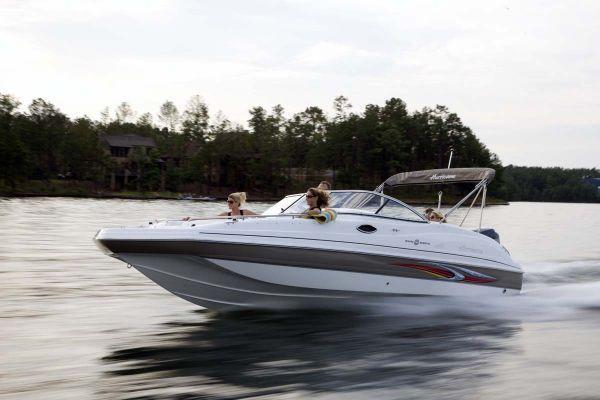 Godfrey / Hurricane 2300 SunDeck 2011 All Boats