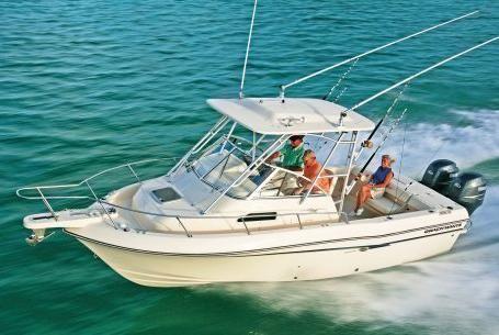 Grady White Gulfstream 232 2011 Fishing Boats for Sale Grady White Boats for Sale