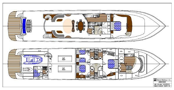 Grand Harbour Motor Yacht 2011 All Boats