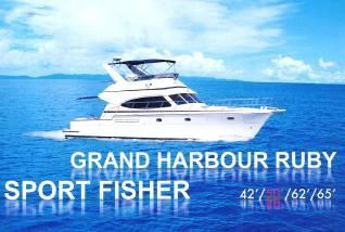 Grand Harbour Sport Fisher 2011 All Boats