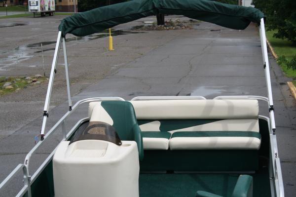 GRAND ISLAND PONTOON BOATS 21FT GRAND ISLAND SPORT 2011 Pontoon Boats for Sale