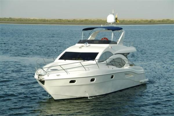 2011 gulf craft majesty 44 boats yachts for sale for Gulf craft boats for sale