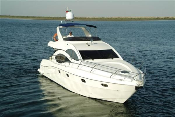 2011 gulf craft majesty 50 boats yachts for sale for Gulf craft boats for sale