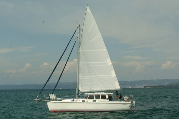 Fore Course Or Foresail B Main Course Or Mainsail
