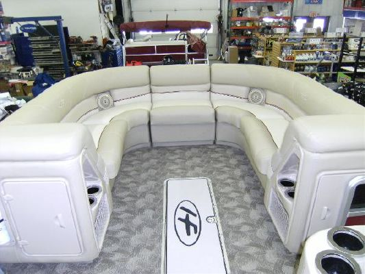 Harris FloteBote 230 GRAND MARINER SEL TRI TOON 2011 All Boats