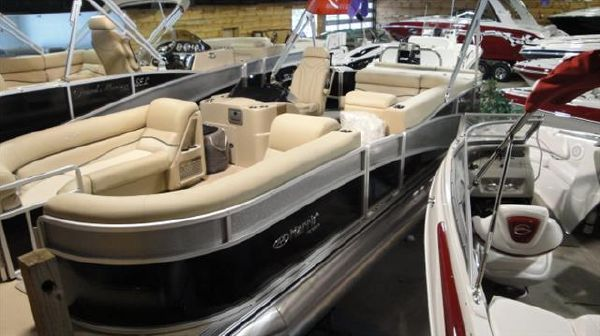 Harris FloteBote PONTOON 220 GRAND MARINER 2011 Pontoon Boats for Sale