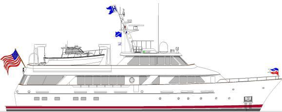 Boats for Sale & Yachts Heritage Flush Deck 82' Motoryacht 2011 All Boats