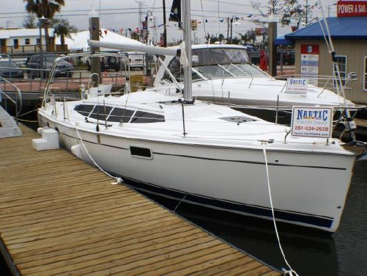 Hunter e36 2011 All Boats