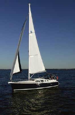 Hunter Legend 41DS 2011 All Boats