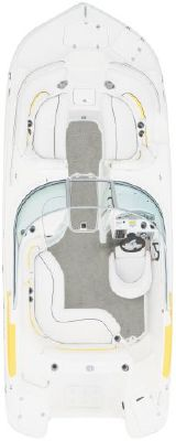Hurricane SunDeck 2000 OB 2011 All Boats