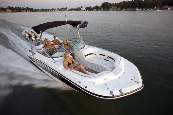 Hurricane SunDeck 2400 OB 2011 All Boats