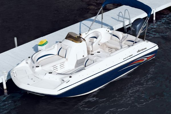 Hurricane SunDeck Sport 194 OB 2011 All Boats