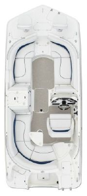 Hurricane SunDeck Sport 202 OB 2011 All Boats