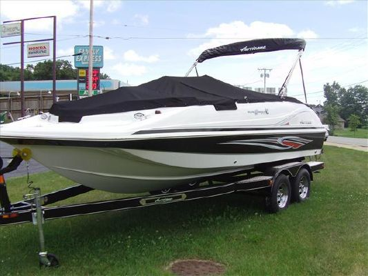 2011 hurricane sundeck sport ss 202 io boats yachts for sale for Hurricane sundeck for sale
