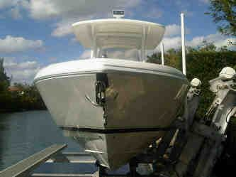 Intrepid Open 245 BRAND NEW !!! 2011 All Boats
