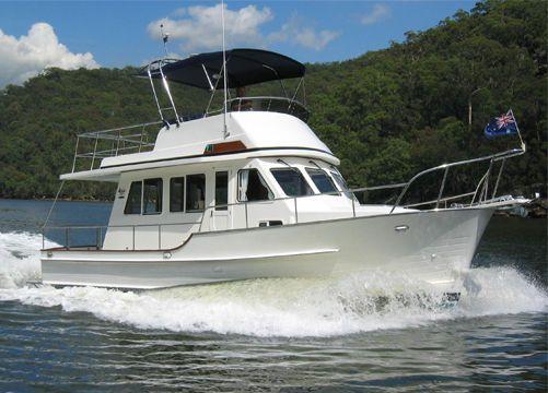 Island Gypsy 32 Euro Sedan 2011 All Boats