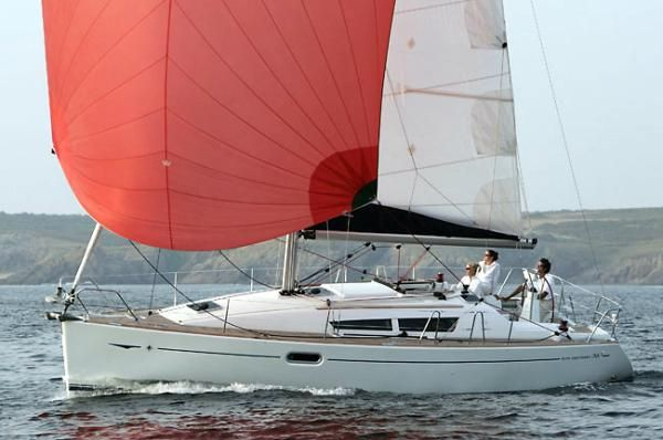 Jeaneau 36i 2011 All Boats