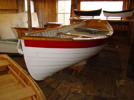 2011 Joel White Catspaw Dinghy Boats Yachts For Sale