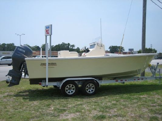 Jones Brothers Cape Fisherman Lite Tackle 2011 All Boats Fisherman Boats for Sale