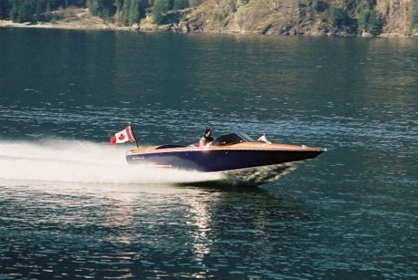 Kazulin Boats Canada Kavalk 24 Adriatic Runabout 2011 All Boats Runabout Boats
