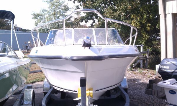 2011 Key West 2020 Dual Console Boats Yachts For Sale