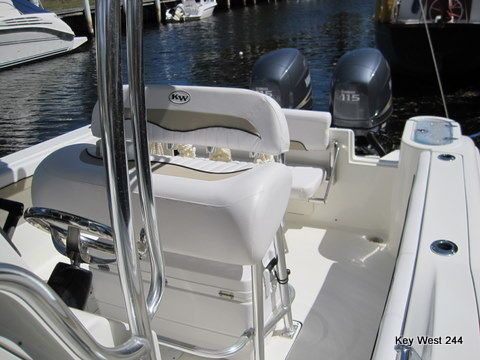 Key West 244 Center Console 2011 Key West Boats for Sale